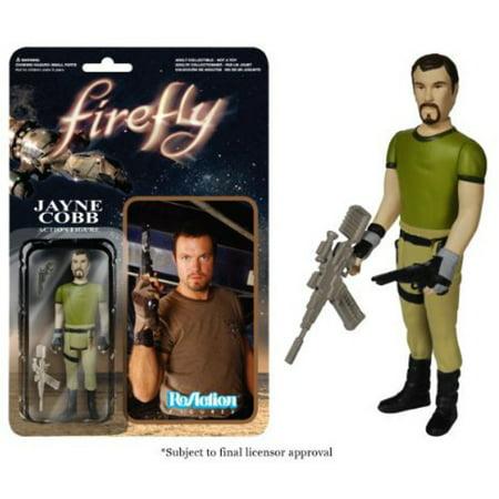 FUNKO REACTION: FIREFLY - JAYNE COBB](Firefly Brand)