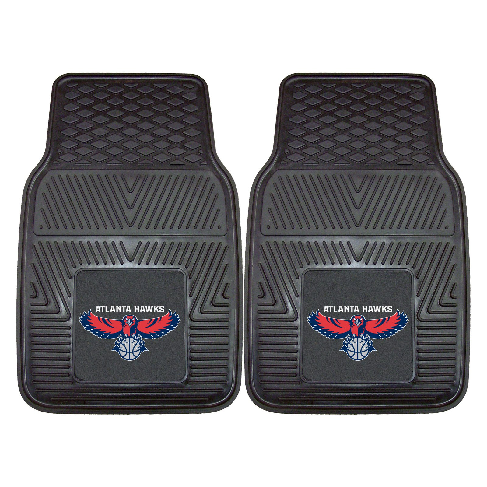 Fanmats NBA 18 x 27 in. Vinyl Car Mat