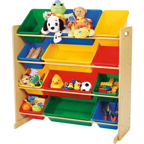 Tot Tutors Primary Focus Toy Organizer