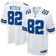 Jason Witten Dallas Cowboys Nike Game Jersey - White