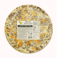"Butch's 12"" White Pizza, 18 oz"