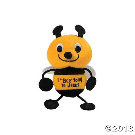 Plush Religious Honey Bees
