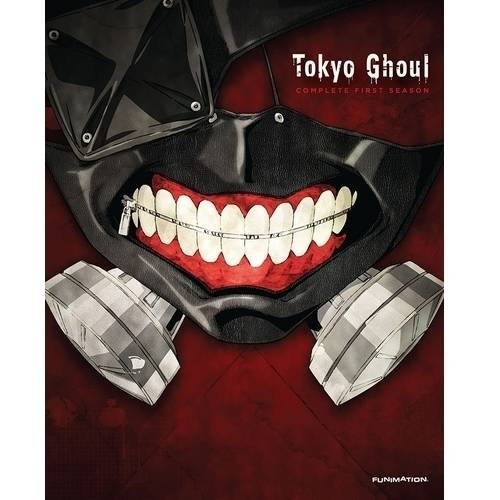 Tokyo Ghoul: The Complete First Season (Walmart Exclusive) (DVD)