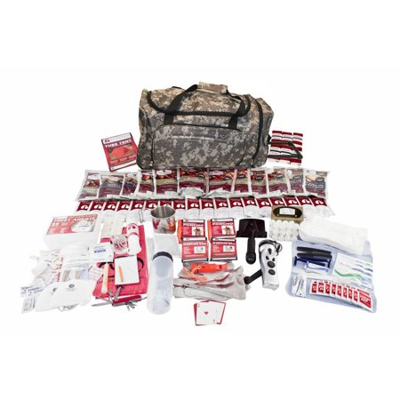 Guardian Survival Gear Guardian Deluxe Food Storage Survival Kit in Camo