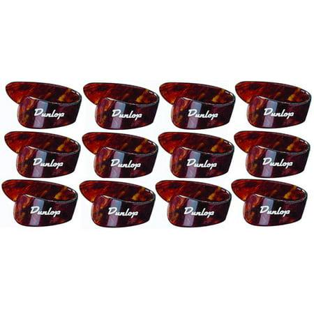 DUN-9023R Dunlop Shell Large Thumb pick 12 Pack