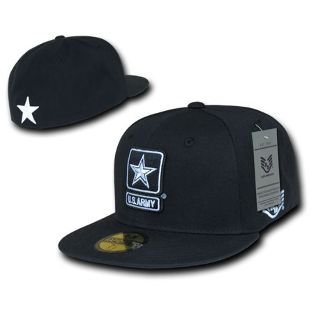 rapid dominance fitted military ultimate 3 d high definition cap