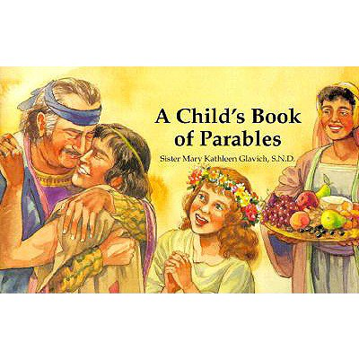 A Child's Book of Parables - Parable Of Lost Sheep