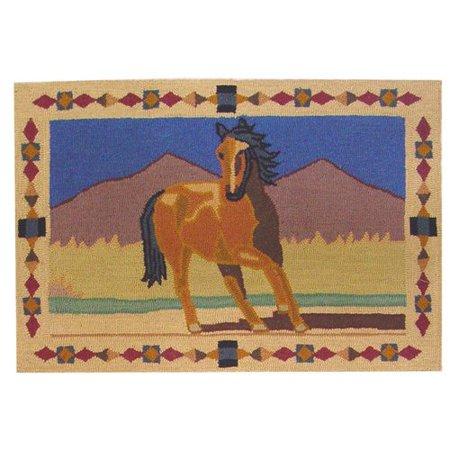 Patch Magic Wild Horses Area Rug Com