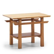 Greenington GT0607 Lotus End Table - Caramelize