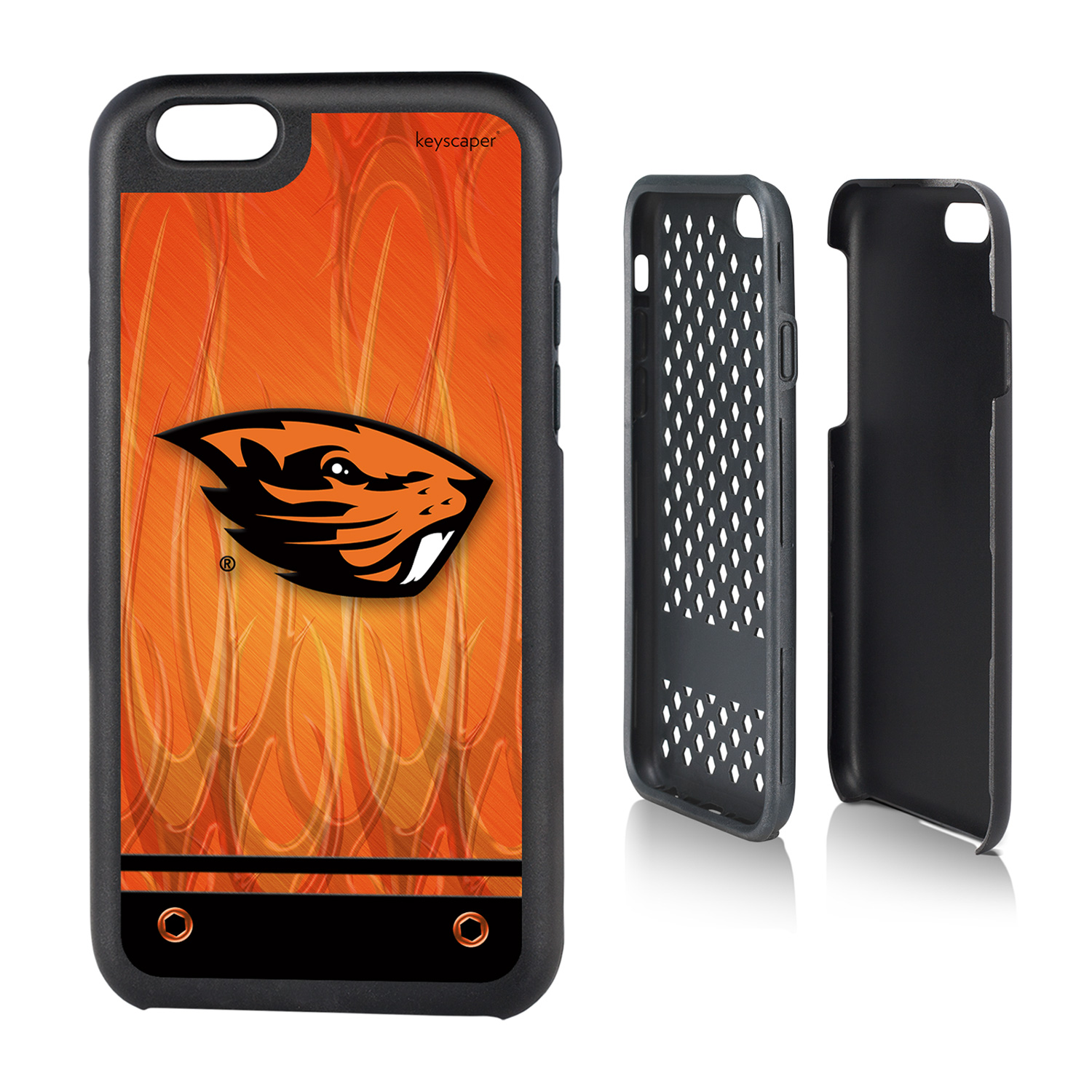 Oregon State University iPhone 6 and 6S Rugged Case NCAA