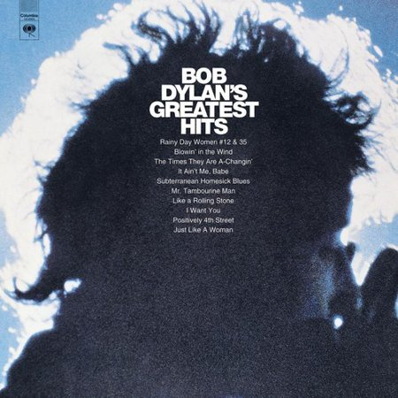 Bob Dylan's Greatest Hits, Volume 1 Remastered (CD) - Bob Dylan Halloween Songs
