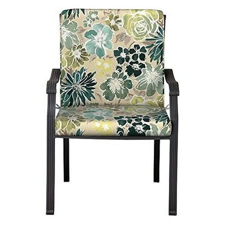 Dermapad Hinged Seat With Back Patio Chair Cushion 40 34 X 20 34