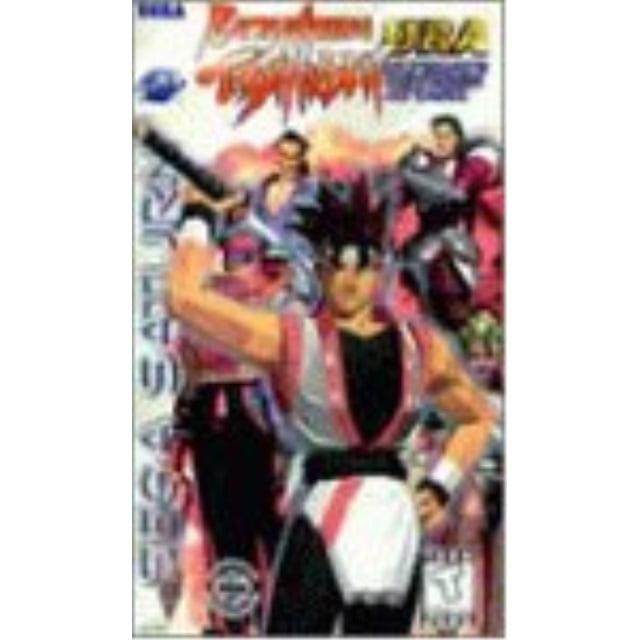 Battle Arena Toshinden URA (Sega Saturn) by PyleUSA