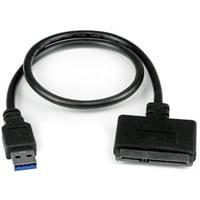 StarTech USB3S2SAT3CB USB 3.0 to 2.5