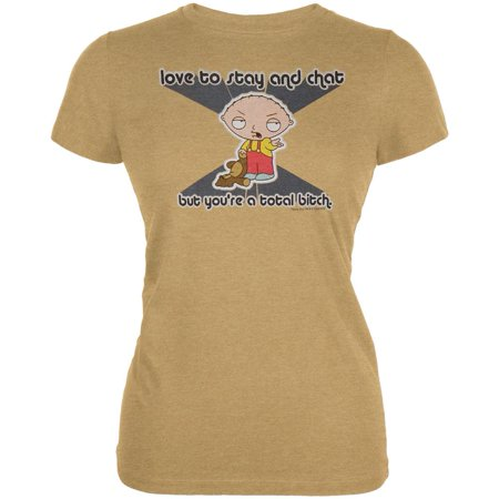 Family Guy - Love To Chat Juniors (50's Clothing For Guys)