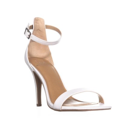 00a09ae34c3c MG35 - Womens MG35 Blaire6 Slim Heel Ankle Strap Sandals