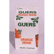 Guers Tumbling Run Dairy Orange Drink, 16 Fl. Oz.