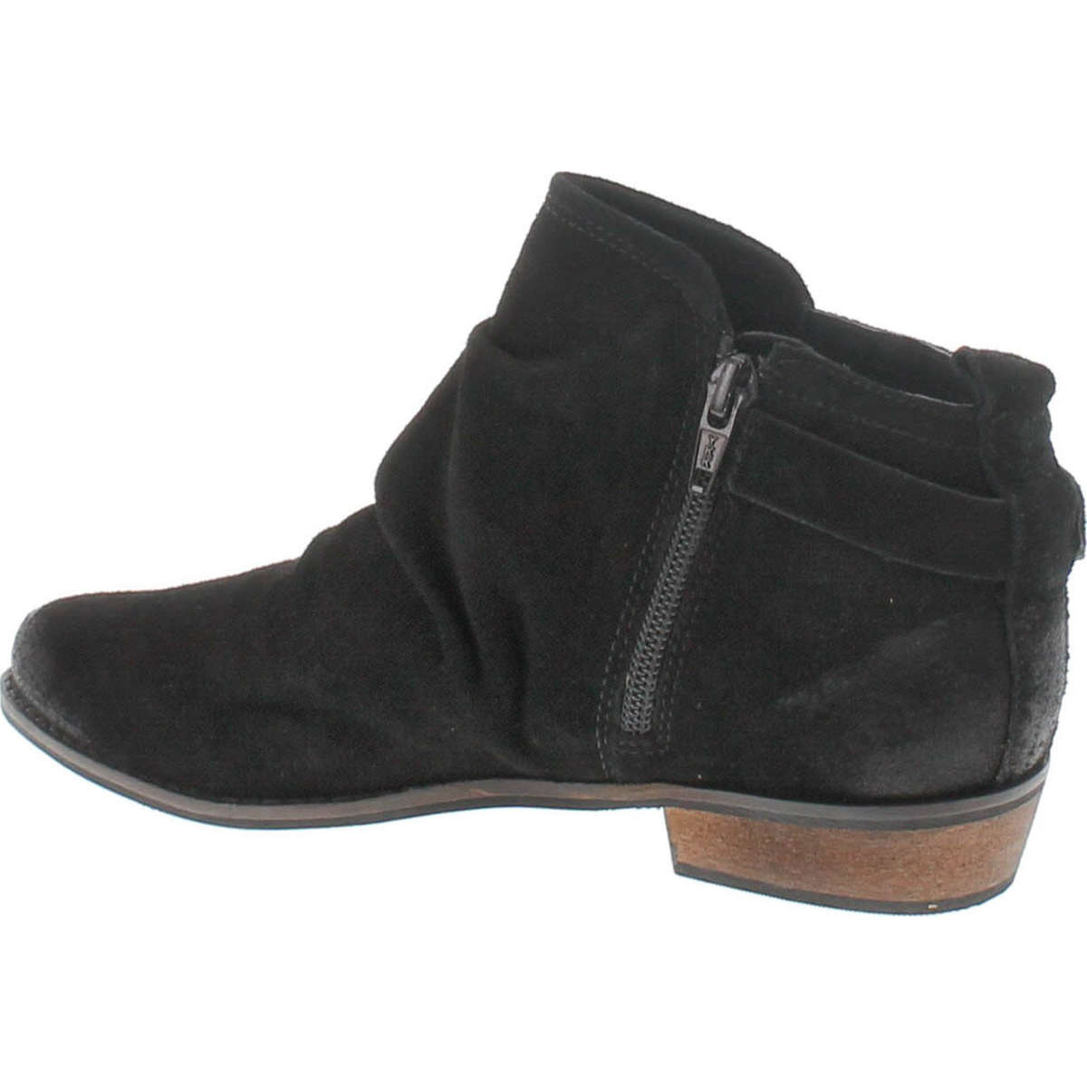 Naughty Monkey Women's Buckle Me up Ankle Bootie