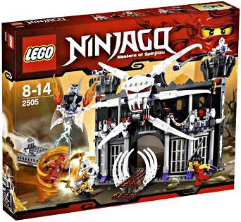 LEGO Ninjago, Garmadon's Dark Fortress Play Set