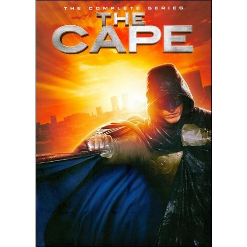 The Cape: The Complete Series (Widescreen)
