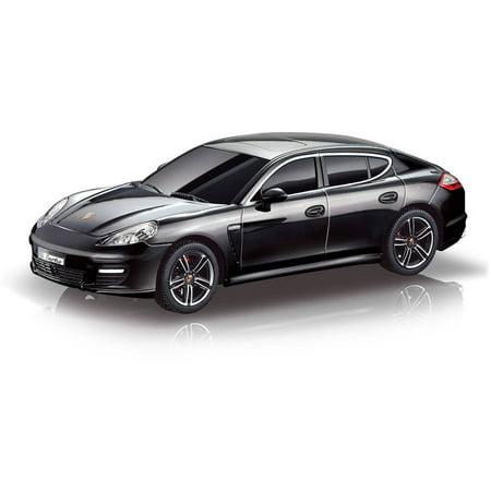 Porsche Panamera 1:18 R/C Car, Black