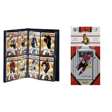 C & I Collectables 2011PREDTS Album de stockage et album d'-quipe de partitions de 2011 de la LNH sous licence Predators - image 1 de 1