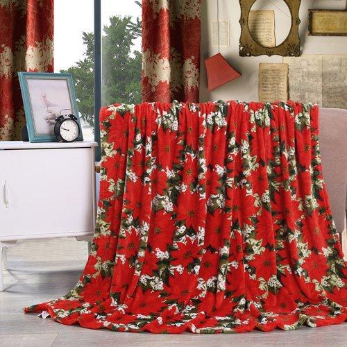 The Holiday Aisle Sharpe Velvet Touch Fleece Blanket