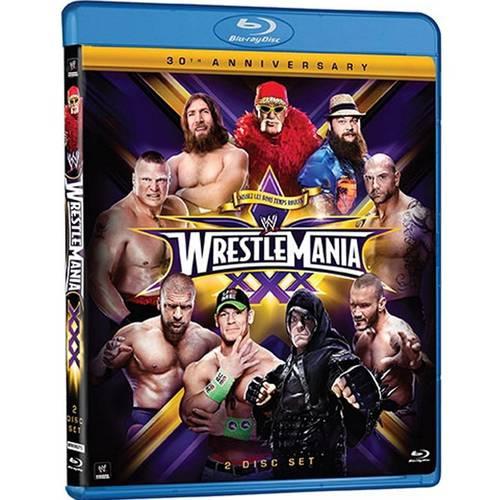 WWE: Wrestlemania XXX (Blu-ray) WWEBR95275