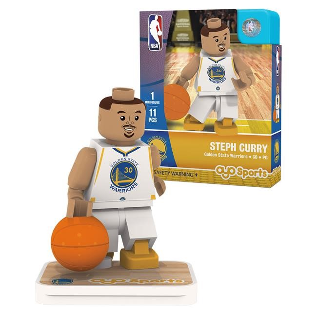 Stephen Curry NBA OYO Golden State Warriors Generation 1 G1 Mini Figure