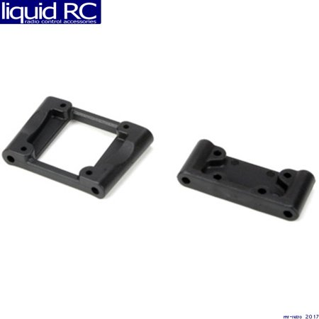 Aluminum Pivot Block - Losi A4145 Front and Rear Pivot Block 4 Degree:XXX XXX-T SCT