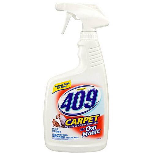 Formula 409 Carpet Cleaner, Spray Bottle, 22 oz