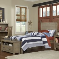NE Kids Highlands Alex Panel Bed