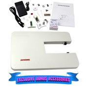 Janome 2030QDC-B Computerized Quilting and Sewing Machine with Bonus Quilt Kit