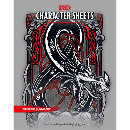 Dungeons & Dragons: D&D Character Sheets