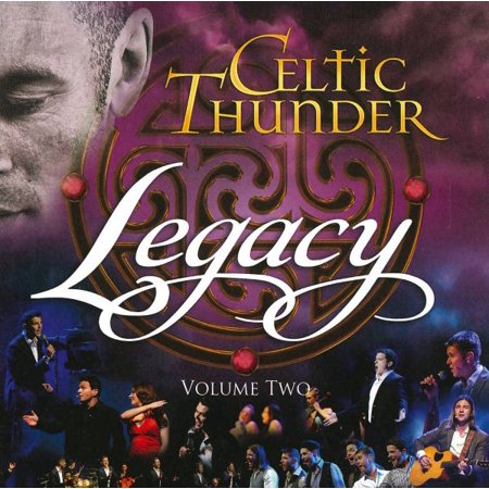 Celtic Thunder Phil Coulter - Celtic Thunder - Legacy Volume 2 (CD)