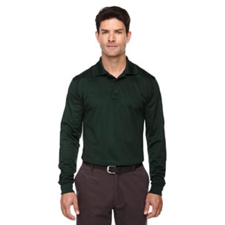- Ash City - Extreme Men's Eperformance™ Snag Protection Long-Sleeve Polo