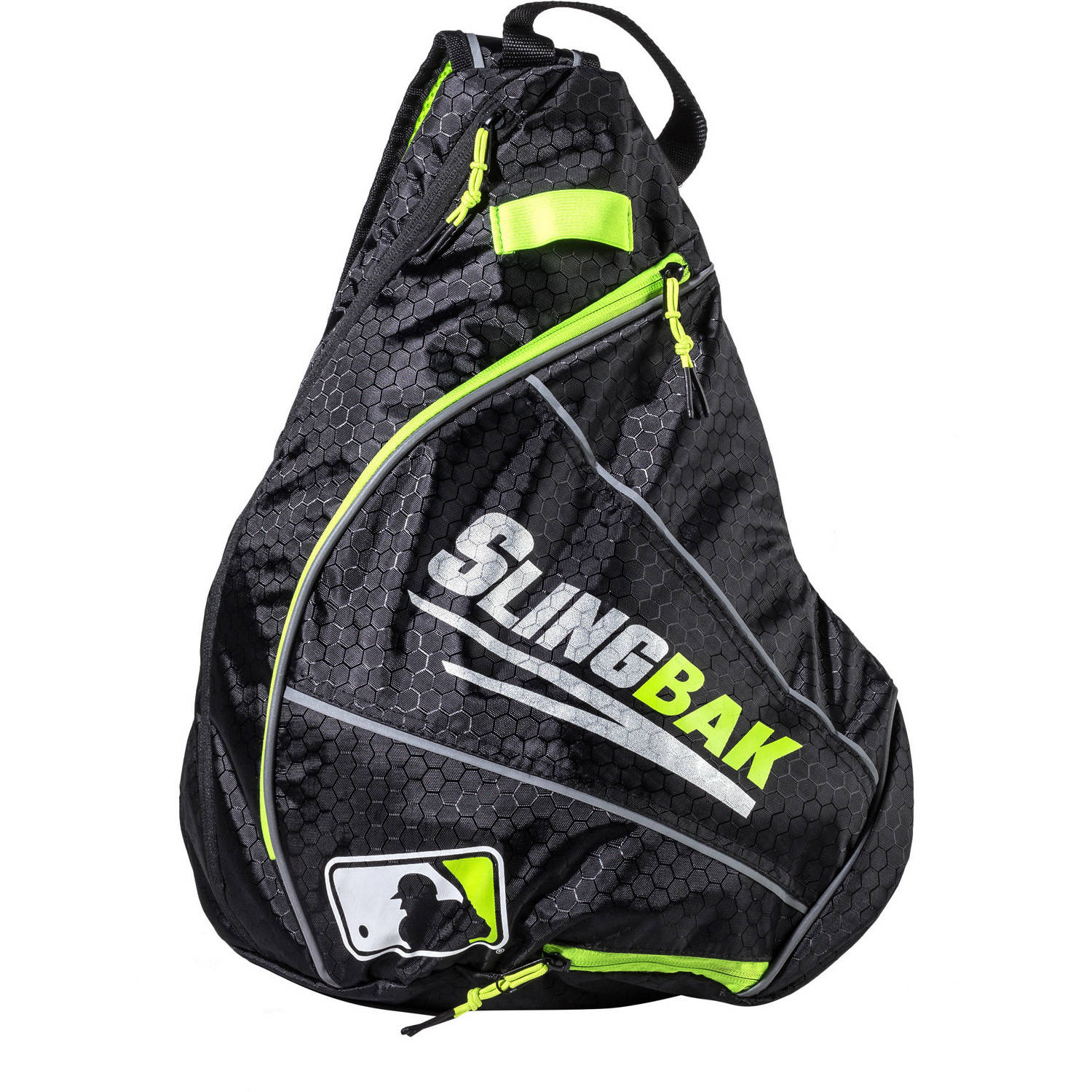 Franklin Sports MLB Slingbak Bag Compact Baseball /& T-Ball Equipment Carry Bag