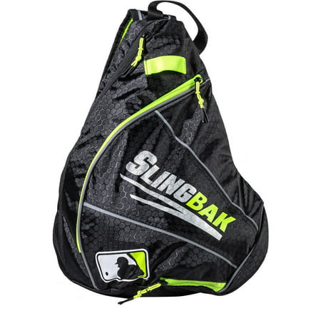 Franklin Sports MLB Slingbak Bag