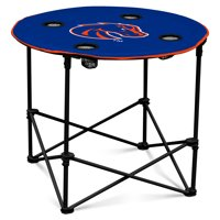 Boise State Broncos Round Tailgate Table