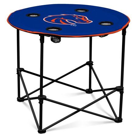 Boise State Broncos Round Tailgate Table - No Size