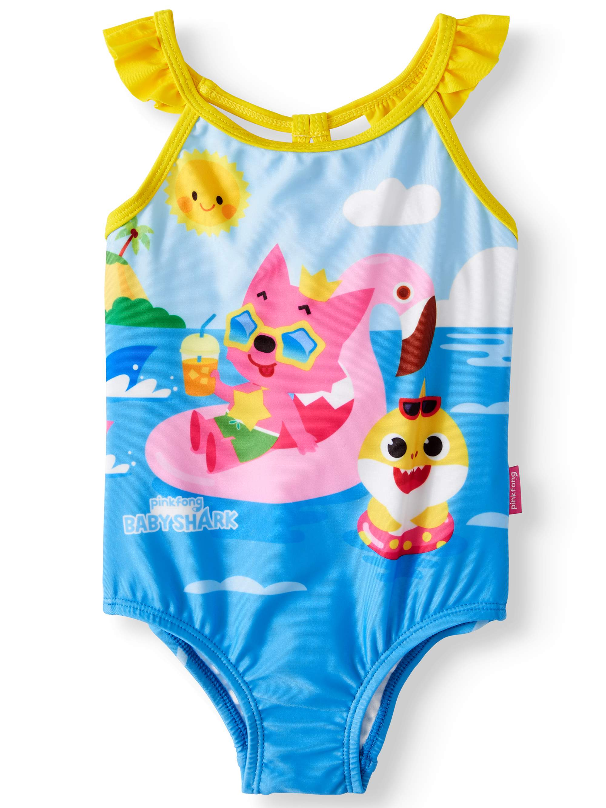Swimsuits (Baby girls)