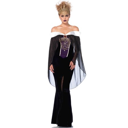 Leg Avenue Bewitching Evil Queen Adult Womens Costume