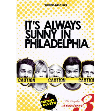 It's Always Sunny in Philadelphia: Season 3 (DVD)