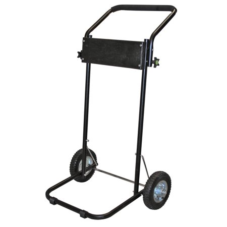 Outboard Motor Cart Engine Stand with Folding Handle