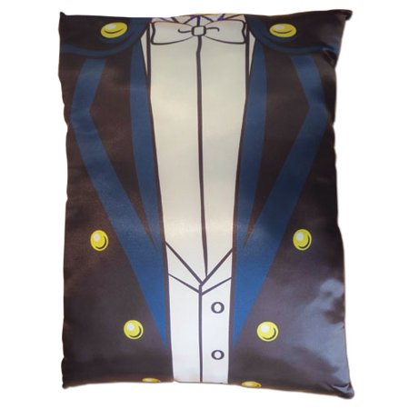 Pillow - Sailor Moon - New Tuxedo Mask Square Toys Cushion ge45653](Sailor Moon Boot Covers)