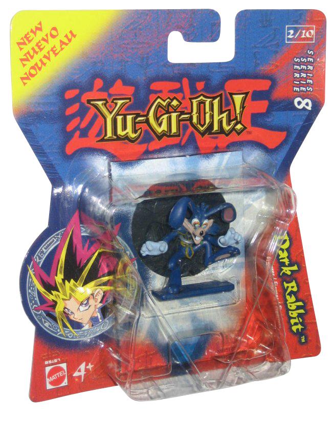 Yu-Gi-Oh! Dark Rabbit Series 8 Mattel Anime Action Figure by Mattel