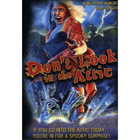 Don't Look in the Attic (DVD) (Attic Door Won T Close All The Way)
