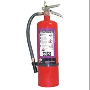 Badger 10 lb. Capacity, Fire Extinguisher, Dry Chemical, B-10-P-HF