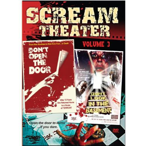 Scream Theater, Volume 3: Don't Look In The Basement / Don't Open The Door (Widescreen)