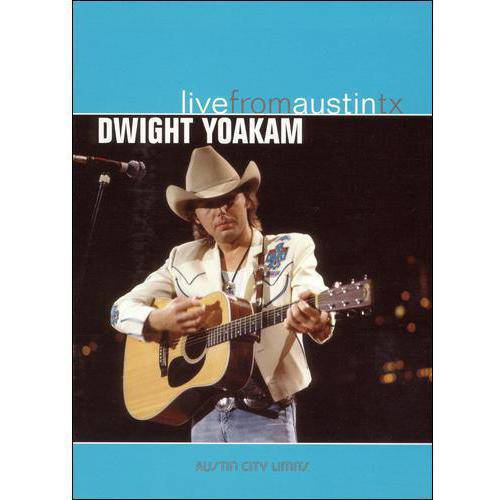 Live From Austin TX (Music DVD)